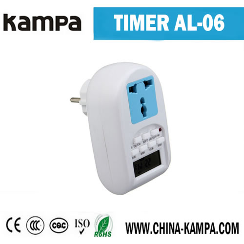 AL-06 Time Switch With Socket