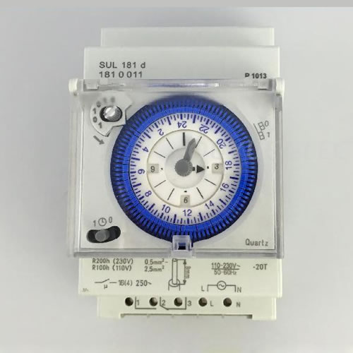 Mechanical Time Switch SUL181D