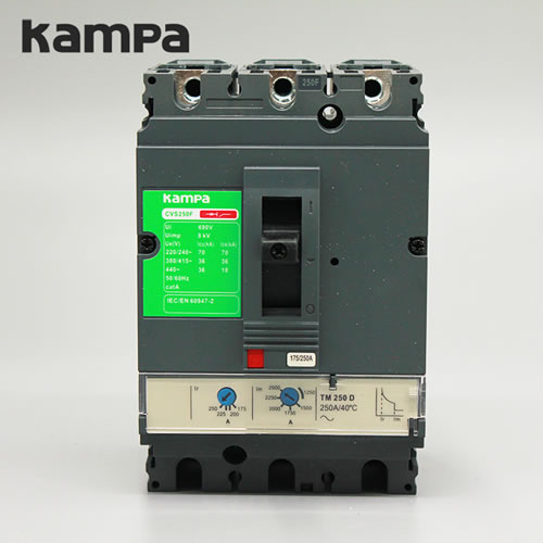 Molded Case Circuit Breakers Manufacturer_Circuit Breakers CVS-250